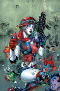 Harley Quinn and The Suicide Squad April Fool's Special Vol 2-1 Cover-1 Teaser