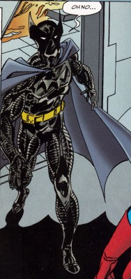 Bruce Wayne, Jr. Earth-3898
