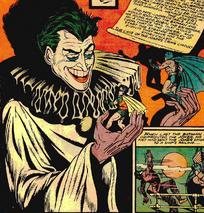 Joker-The Case of the Joker's Crime Circus