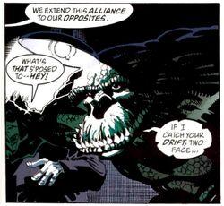 Killer Croc - Earth-43