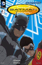 Batman Incorporated Vol 2-1 Cover-2