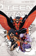 Teen Titans Vol 4-0 Cover-1 Teaser