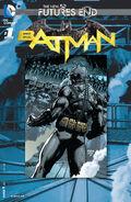 Batman Vol 2 Futures End-1 Cover-1