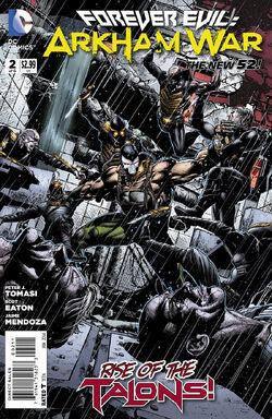 Forever Evil - Arkham War Vol 1-2 Cover-1