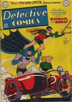 Detective Comics Vol 1-151 Cover-1