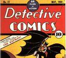Detective Comics Issue 27