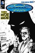 Batman Incorporated Vol 2-3 Cover-3