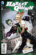 Harley Quinn Vol 2-19 Cover-2