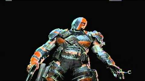 Batman Arkham Origins - Game Over Deathstroke