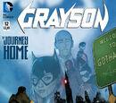 Grayson (Volume 1) Issue 12
