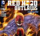 Red Hood and The Outlaws (Volume 1) Issue 36