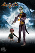 DC Direct Arkham Asylum Figures - Joker 0001