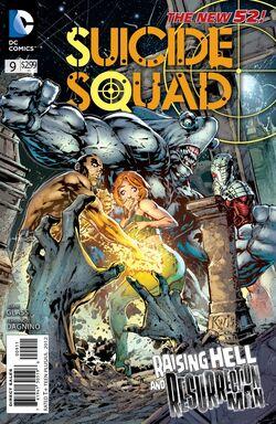 Suicide Squad Vol 4-9 Cover-1