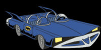 Batmobile (Super Friends)