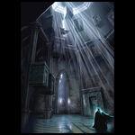 Arkham Asylum Interior