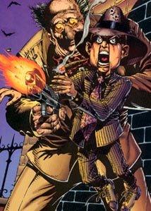 Image result for ventriloquist dc comics wesker