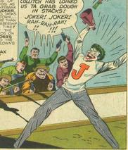 Joker-Rackety-Rax Racket