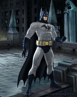 Mortal Kombat Batman