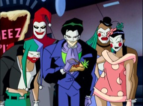 Batman Beyond Villains Jokerz