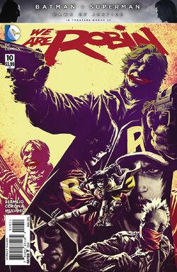 We Are Robin Vol 1-10 Cover-1