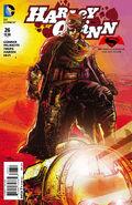 Harley Quinn Vol 2-26 Cover-3