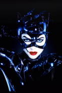 Catwoman poster art