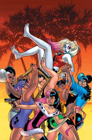 File:Harley Quinn and Her Gang of Harleys Vol 1-6 Cover-1 Teaser.jpg