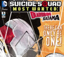 Suicide Squad Most Wanted: Deadshot/Katana (Volume 1) Issue 5