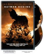 BatmanBegins 2disc