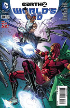 Earth 2 World's End Vol 1-20 Cover-1