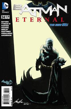 Batman Eternal Vol 1-34 Cover-1