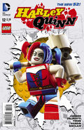 Harley Quinn Vol 2-12 Cover-3