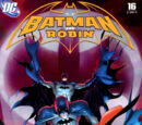 Batman and Robin (Volume 1) Issue 16