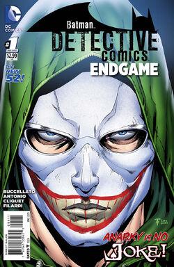 Detective Comics Endgame Vol 2-1 Cover-1