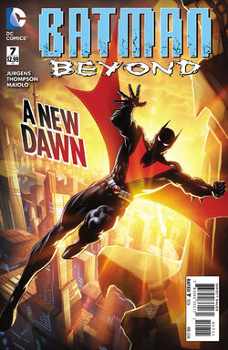 Batman Beyond Vol 6-7 Cover-1