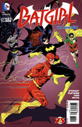 Batgirl Vol 4-38 Cover-2