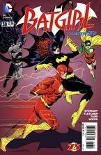 Batgirl Vol 4-38 Cover-2