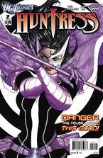 Huntress Vol 3-2 Cover-1