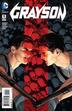 Grayson Vol 1-11 Cover-1