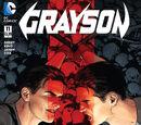 Grayson (Volume 1) Issue 11
