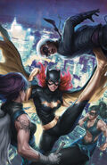 Batgirl Vol 4-11 Cover-1 Teaser