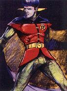 Batman Forever - Robin concept