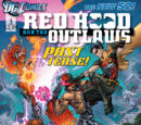 Red Hood and The Outlaws (Volume 1) Issue 3