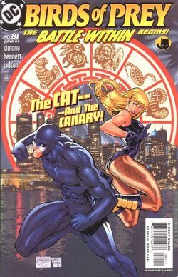 Birds of Prey 81c