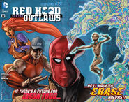 Red Hood and The Outlaws Vol 1-19 Cover-1