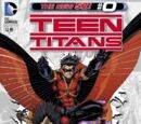 Teen Titans (Volume 4) Issue 0