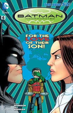 Batman Incorporated Vol 2-6 Cover-1