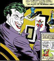 Joker-The Riddle of the Missing Card