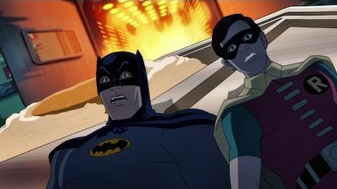 Batman Return of the Caped Crusaders Trailer 1