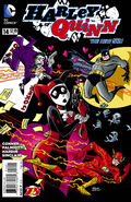 Harley Quinn Vol 2-14 Cover-3